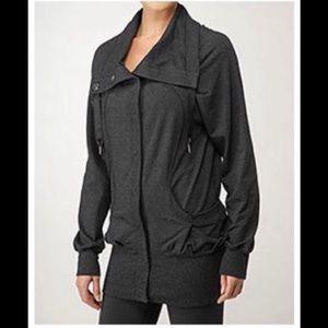 """Reversible Lululemon """"Inner Peace"""" jacket! ✌️"""